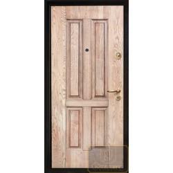 Входная дверь из массива МАС-22