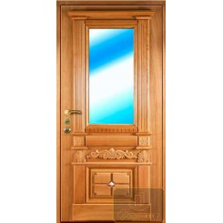 Входная дверь из массива МАС-18