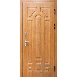 Входные двери из массива МАС-17
