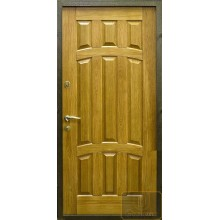 Входные двери из массива для квартиры МАС-11