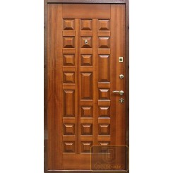 Входная дверь из массива МАС-10