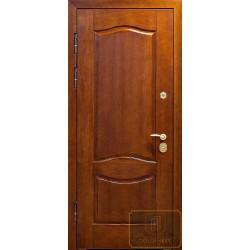 Входные двери из массива МАС-09