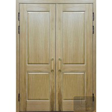 Входные двери из массива МАС-02
