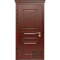 Входные двери из массива МАС-01
