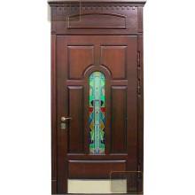 Двери из массива нестандартные