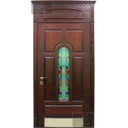 Входная дверь из массива МАС-43