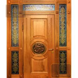 Входная дверь из массива МАС-44