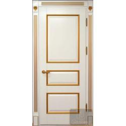 Входная дверь из массива МАС-46
