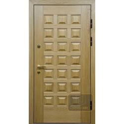 Входная дверь из массива МАС-48