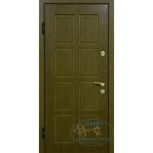 Дверь с шумоизоляцией ШД-МФ-ЛА 19 МДФ филенчатый -ламинат антивандальный с доставкой и установкой в Москве от производителя