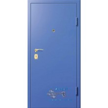 Входная дверь в квартиру КД-18 Нитроэмаль-винилискожа