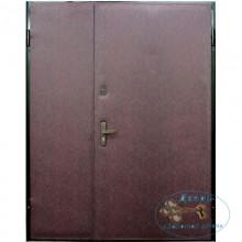 Двустворчатые двери ДД-В-Л 09