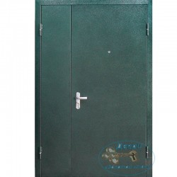 Двустворчатые двери ДД-П-В 14