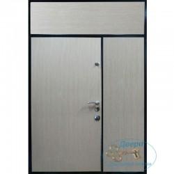 Двустворчатые двери ДД-ПВВ-ЛВВ 22