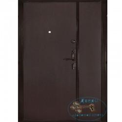 Двустворчатые двери ДД-ВР-ЛА 11