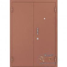 Двустворчатые двери ДД-Н-П 09