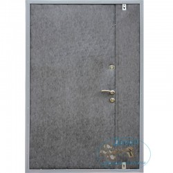 Двустворчатые двери ДД-В-В 01