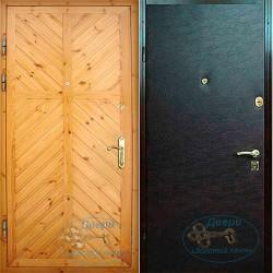 Двери для дачи ДД-ВАГ-В 79