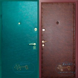 Двери для дачи  ДД-В-В 03