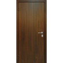 Дверь с шумоизоляцией ШД-МШ-МП 75 МДФ шпон-МДФ-постформинг с доставкой и установкой в Москве от производителя