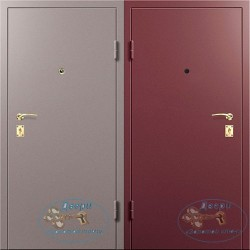 Двери для дачи ДД-И-И 16