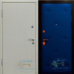 Двери для дачи ДД-Л-ВР 23