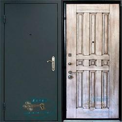 Двери для дачи ДД-И-МФ 21