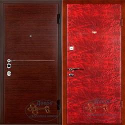 Двери для дачи ДД-Л-В 22