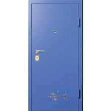 Двери для дачи ДД-И-МЗ 18 нитроэмаль