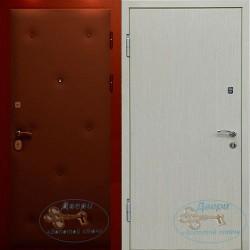 Двери для дачи ДД-ВР-Л 09