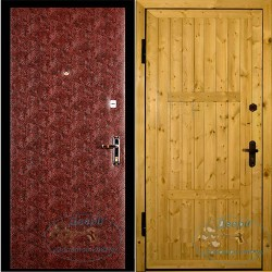 Двери для дачи ДД-В-ВАГ 11