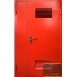 Двери в газовую котельную МД-ВК-02