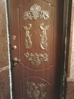 Фото примеров работ по изготовлению металлических дверей