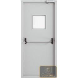 Противопожарная металлическая дверь ДМП-11