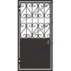 Изготовление решетчатых дверей РД-03
