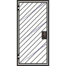 Стальные решетчатые двери РД-06