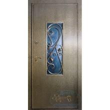 Дверь ПВХ со стеклопакетом