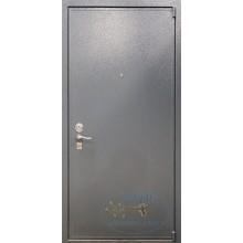 Утепленная металлическая дверь в загородный дом