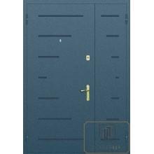 Противопожарная дверь с рисунком ДМП-30
