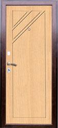 Образец фрезеровки панели МДФ №101