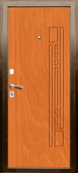 Образец фрезеровки панели МДФ №110