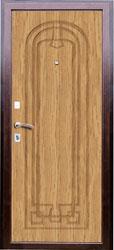 Образец фрезеровки панели МДФ №133