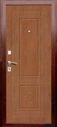 Образец фрезеровки панели МДФ №135