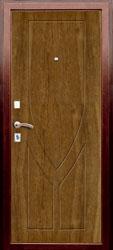 Образец фрезеровки панели МДФ №136