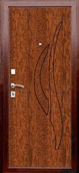 Образец фрезеровки панели МДФ №1392