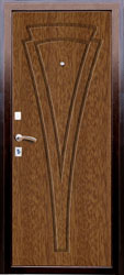Образец фрезеровки панели МДФ №1402