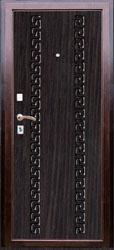 Образец фрезеровки панели МДФ №1412