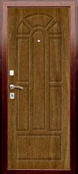 Образец фрезеровки панели МДФ №1461