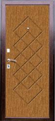 Образец фрезеровки панели МДФ №1510