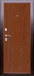 Образец фрезеровки панели МДФ №1511